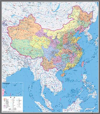 宁夏地图全图可放大