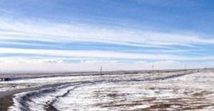 可可西里盐湖面积达最大值