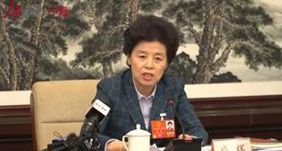 全国人大代表 咸辉 因地制宜精准施测 大力发展脱贫富民战略