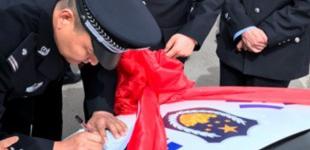 兴庆新增20辆警用巡逻车4月9日下午,银川市兴庆区公安分局举行警用电动巡逻车发放仪式,为10个派出所共发放20辆新购买的社区警务用车。据悉…