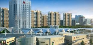 天勤地产打造智能化无人商城